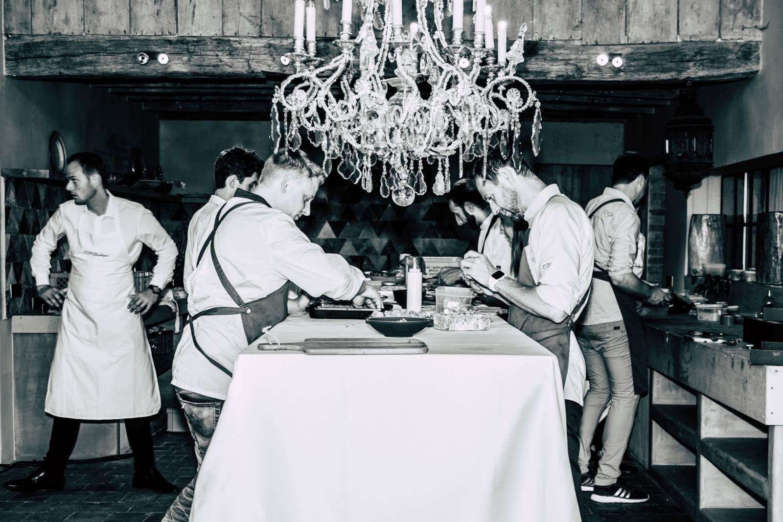Atelier Ducheyne - Catering - Traiteur - Cateraar - House of Weddings - 2