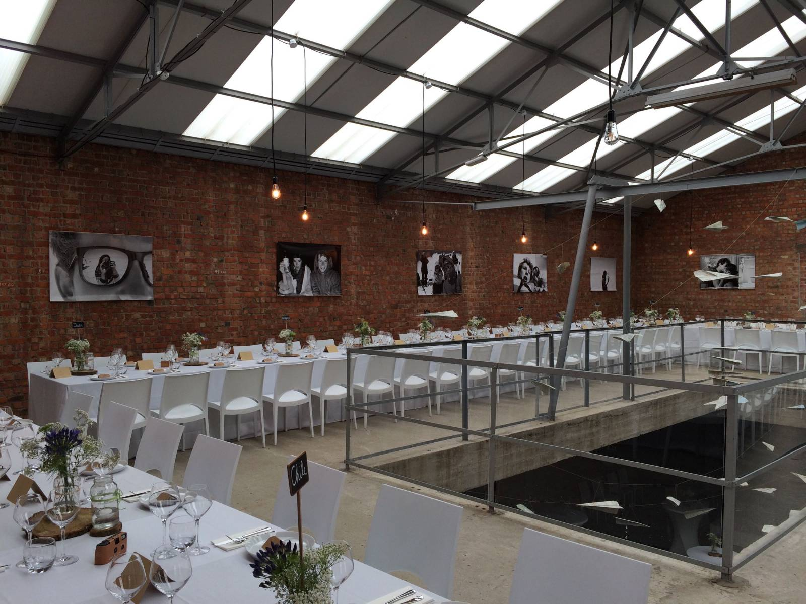 Blanc Fixe - Feestzaal - House of Weddings - 10