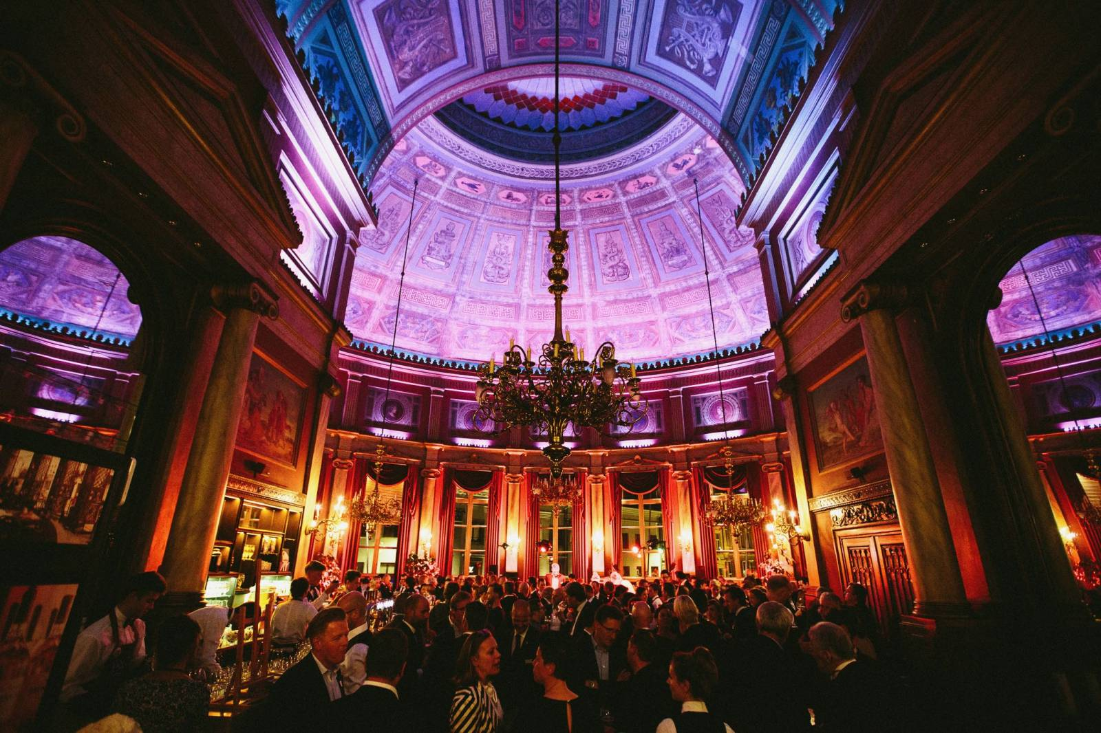 Bourla Schouwburg - Feestzaal Antwerpen -  House of Weddings - 11