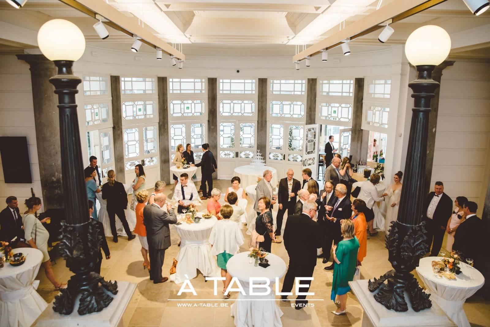 Bourla Schouwburg - Feestzaal Antwerpen -  House of Weddings - 13