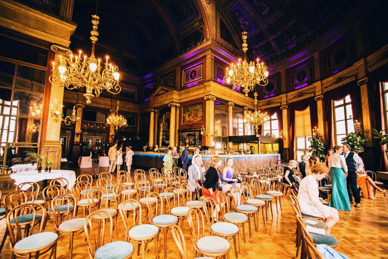 Bourla Schouwburg - Feestzaal Antwerpen -  House of Weddings - 5