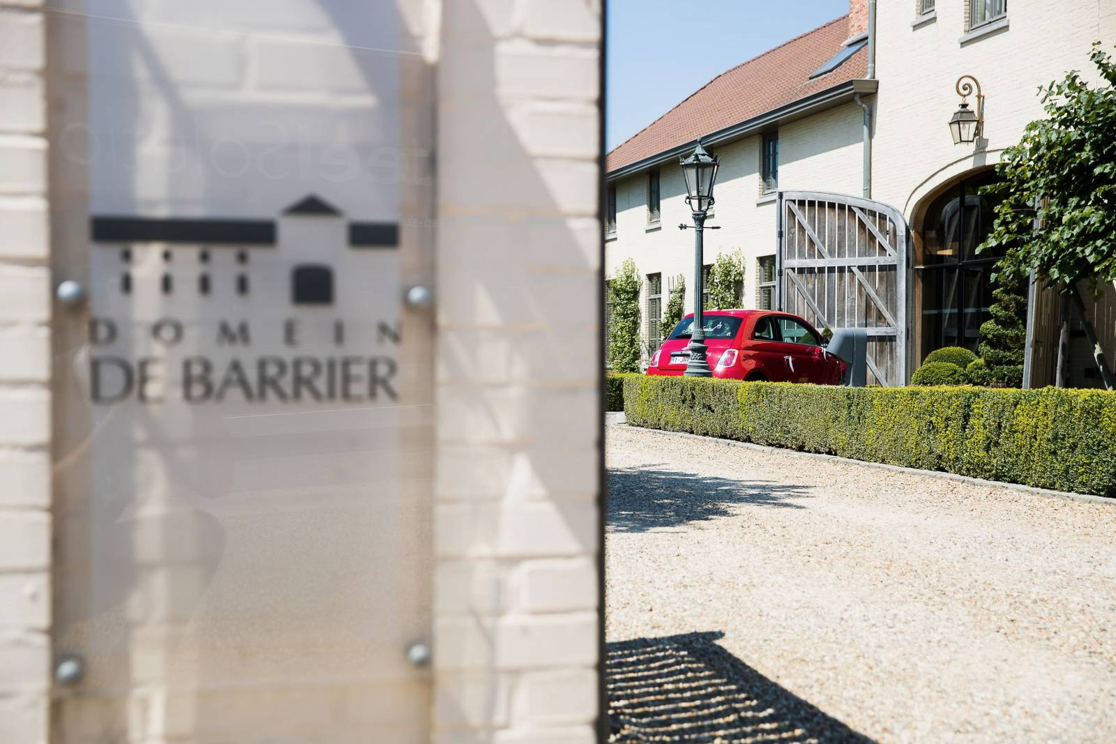 De Barrier - Feestzaal -  House of Weddings - 11