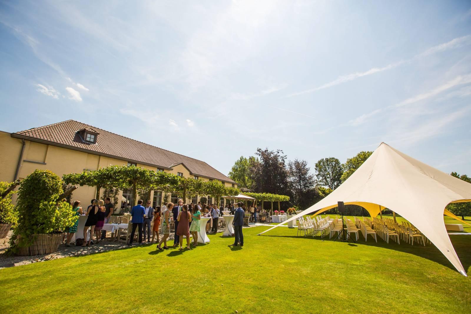 De Barrier - Feestzaal -  House of Weddings - 12