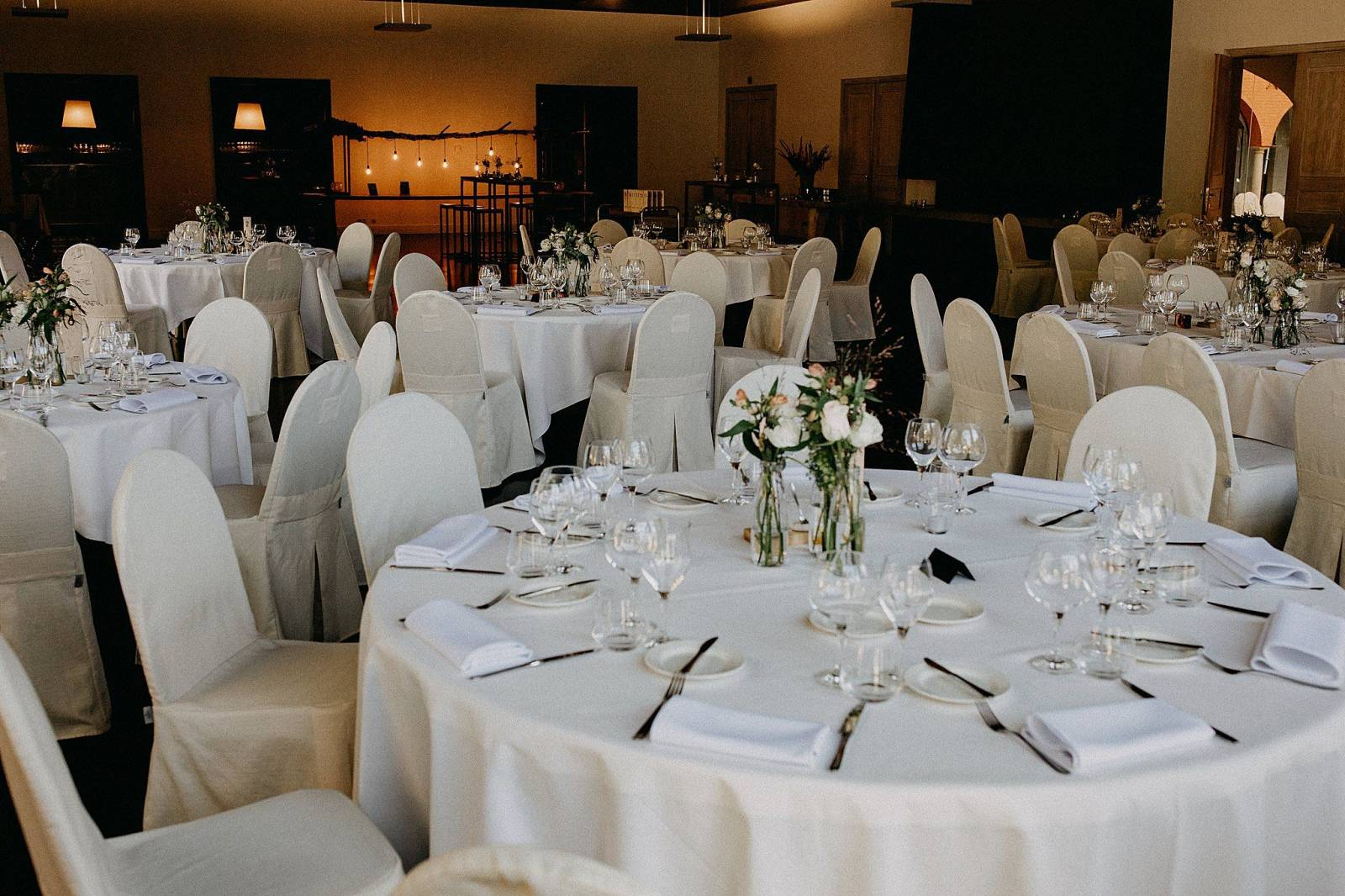 De Barrier - Feestzaal -  House of Weddings - 16