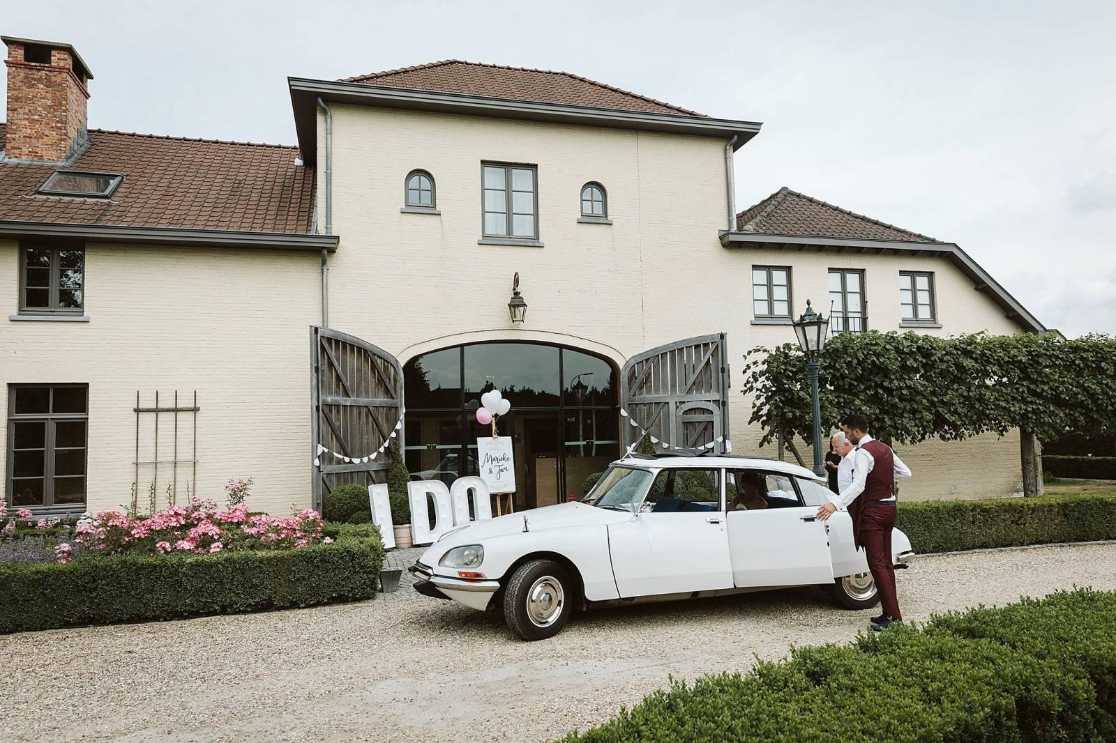 De Barrier - Feestzaal -  House of Weddings - 18