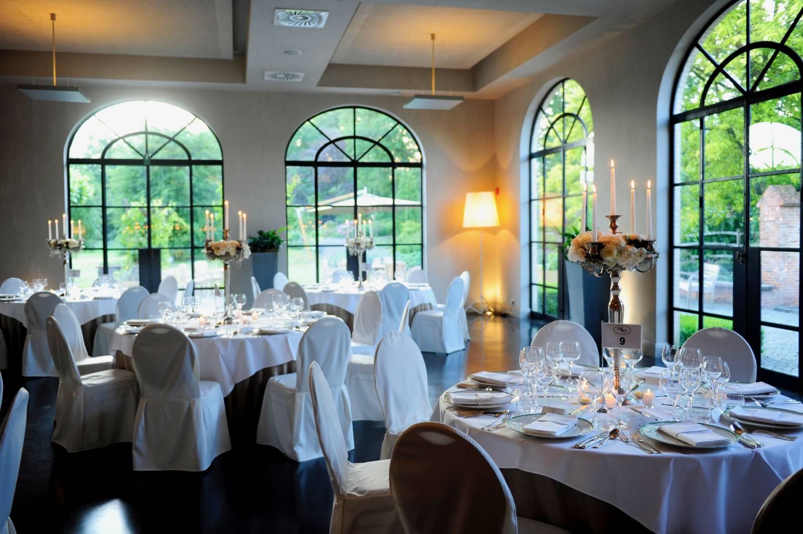 De Barrier - Feestzaal -  House of Weddings - 20