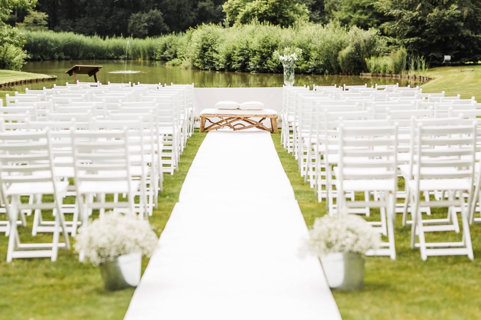 De Barrier - Feestzaal -  House of Weddings - 22