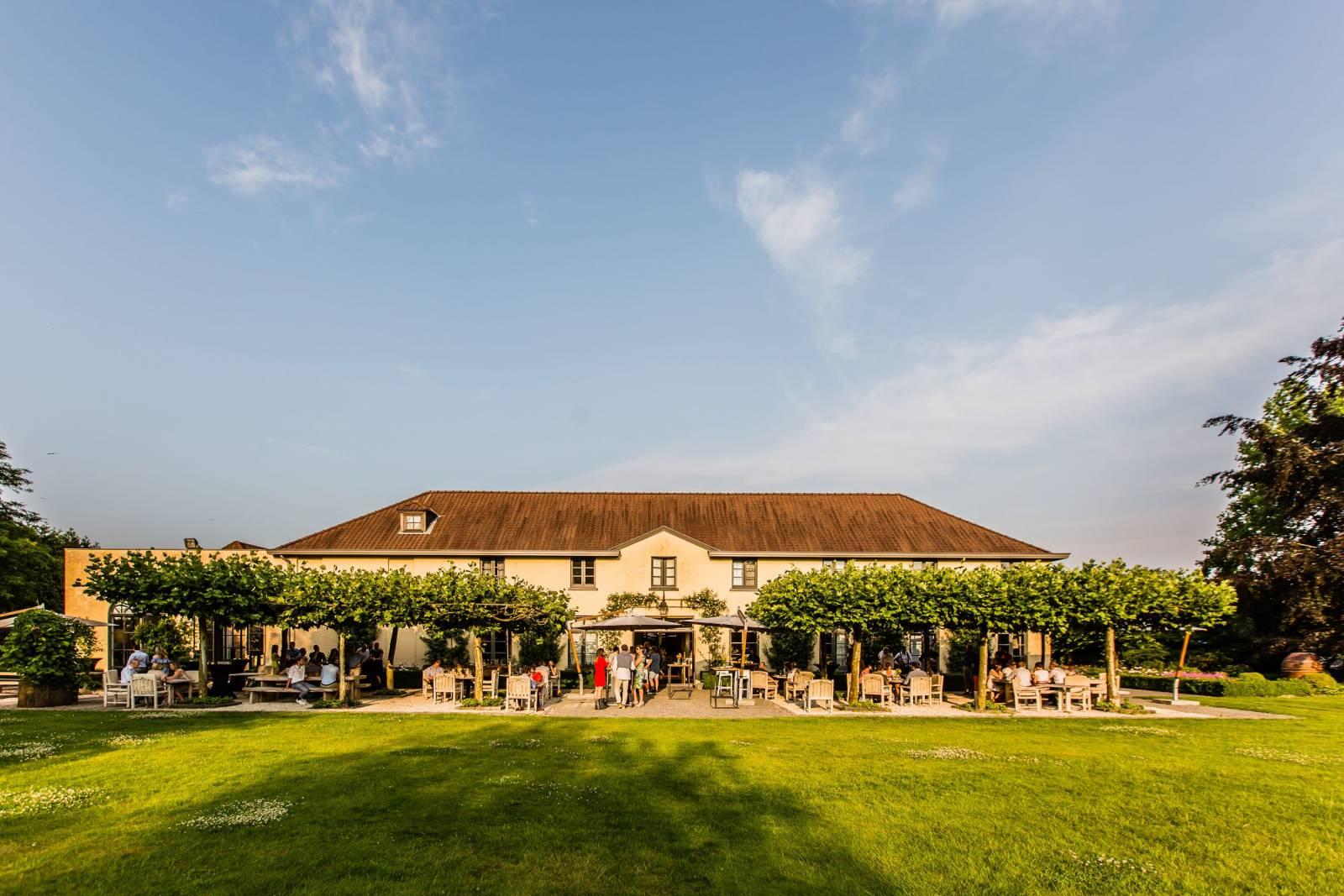 De Barrier - Feestzaal -  House of Weddings - 6