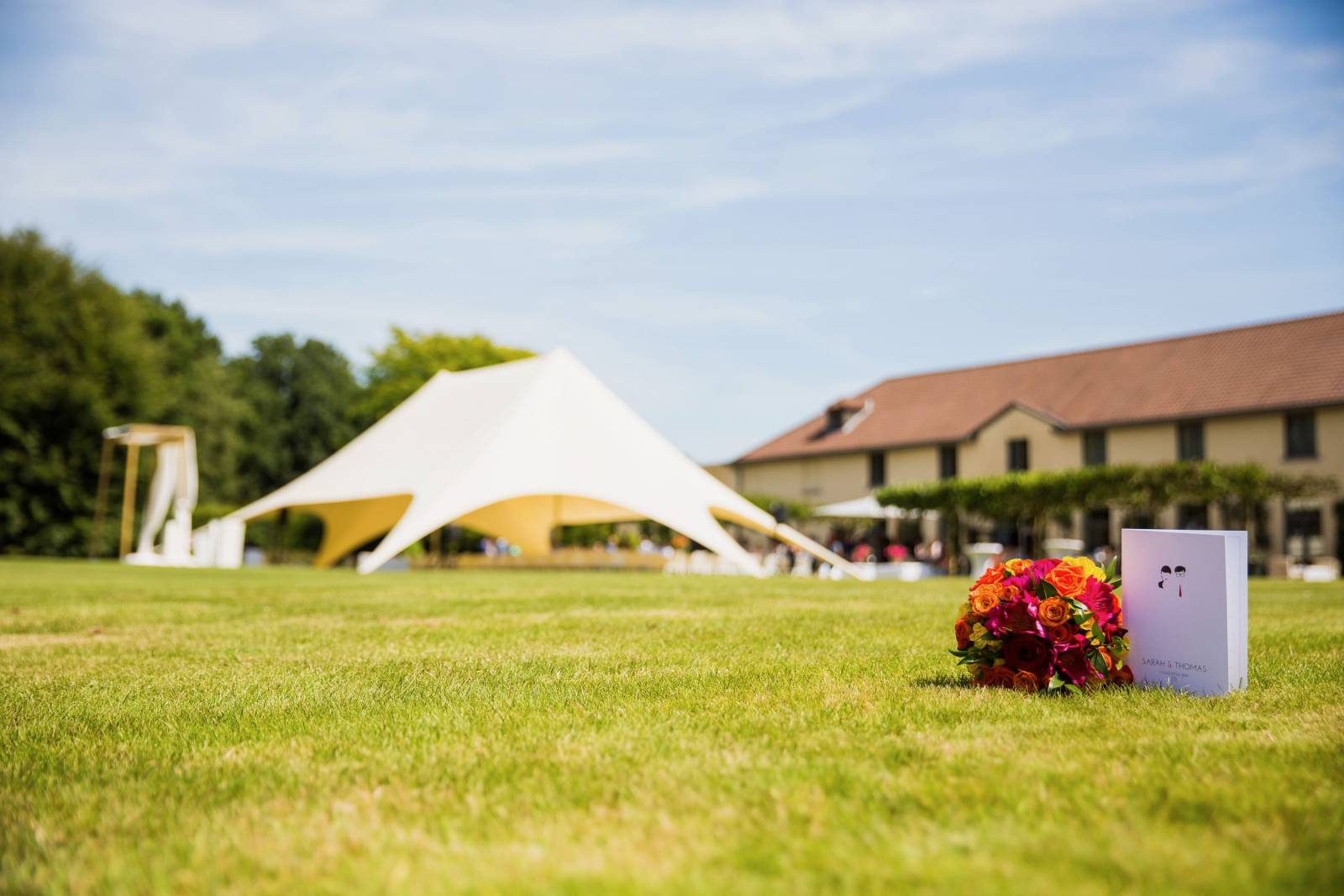 De Barrier - Feestzaal -  House of Weddings - 9