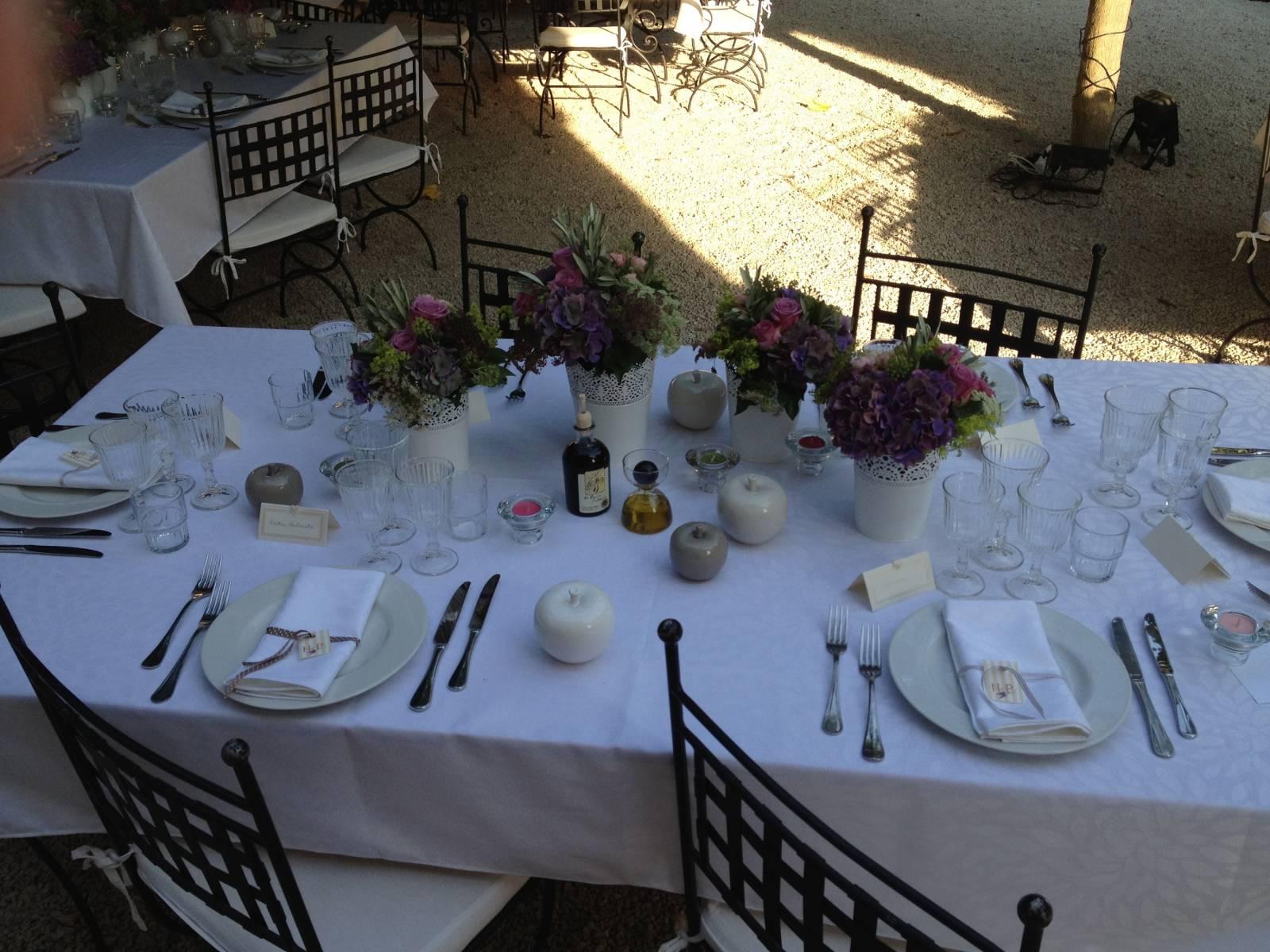 Domaine des Escaunes - House of Weddings -19