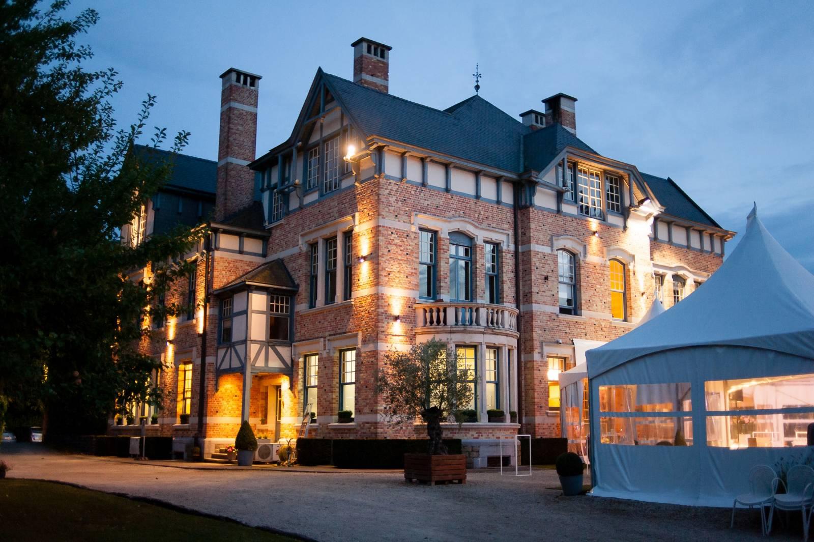 Domein Saint-Hubert - House of Weddings - Feestzaal Oost-Vlaanderen - Ronse - huwelijk - ceremonie cateri (20)