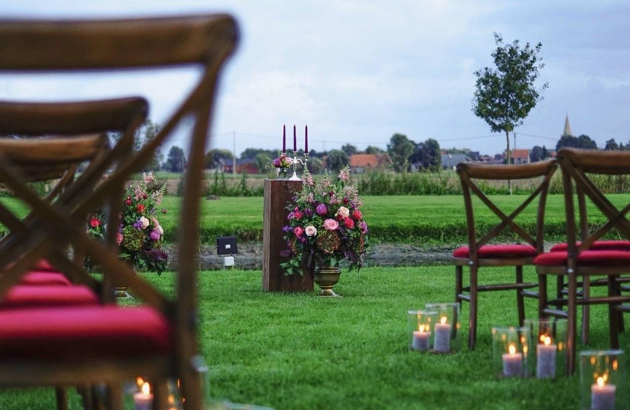 Domein t Eikennest - Feestzaal - House of Weddings - 7