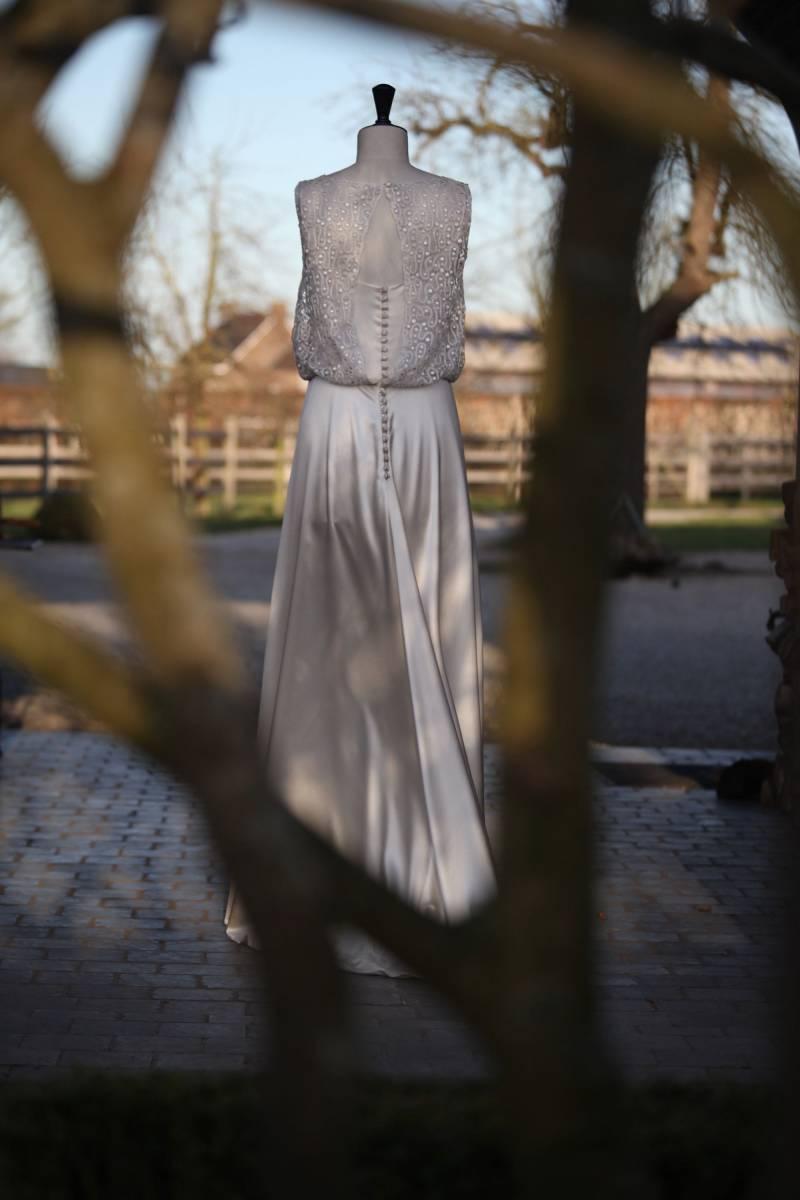 Eva Bos - Kledij - Trouwjurken - House of Weddings  - 9