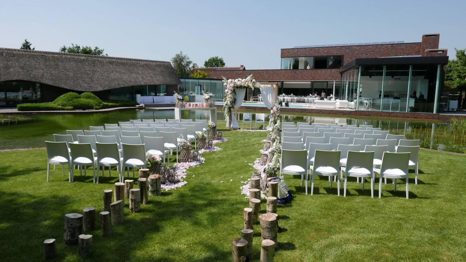 Eventhouse - Feestzaal - House of Weddings  - 11