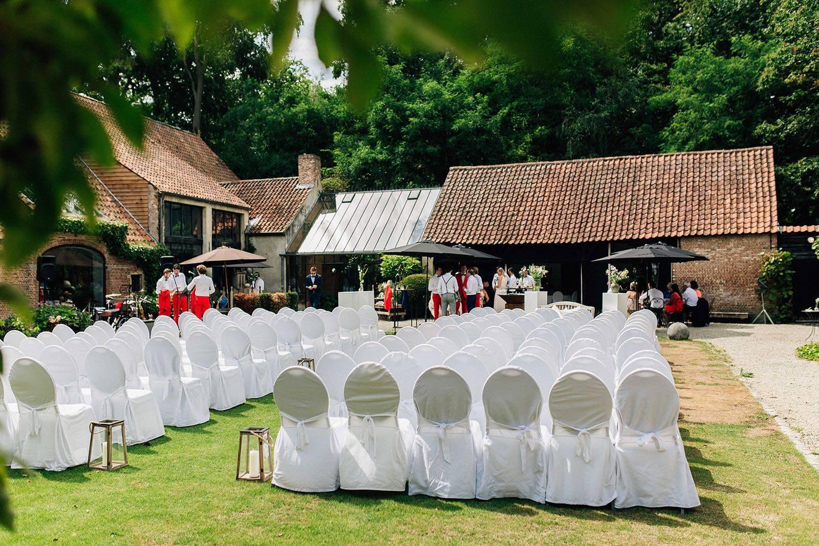 Flinckheuvel - Feestzaal 's Gravenwezel -  House of Weddings - 13