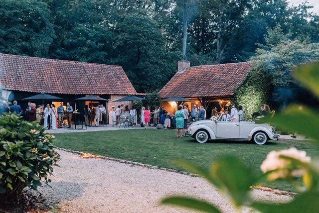 Flinckheuvel - Feestzaal 's Gravenwezel -  House of Weddings - 7