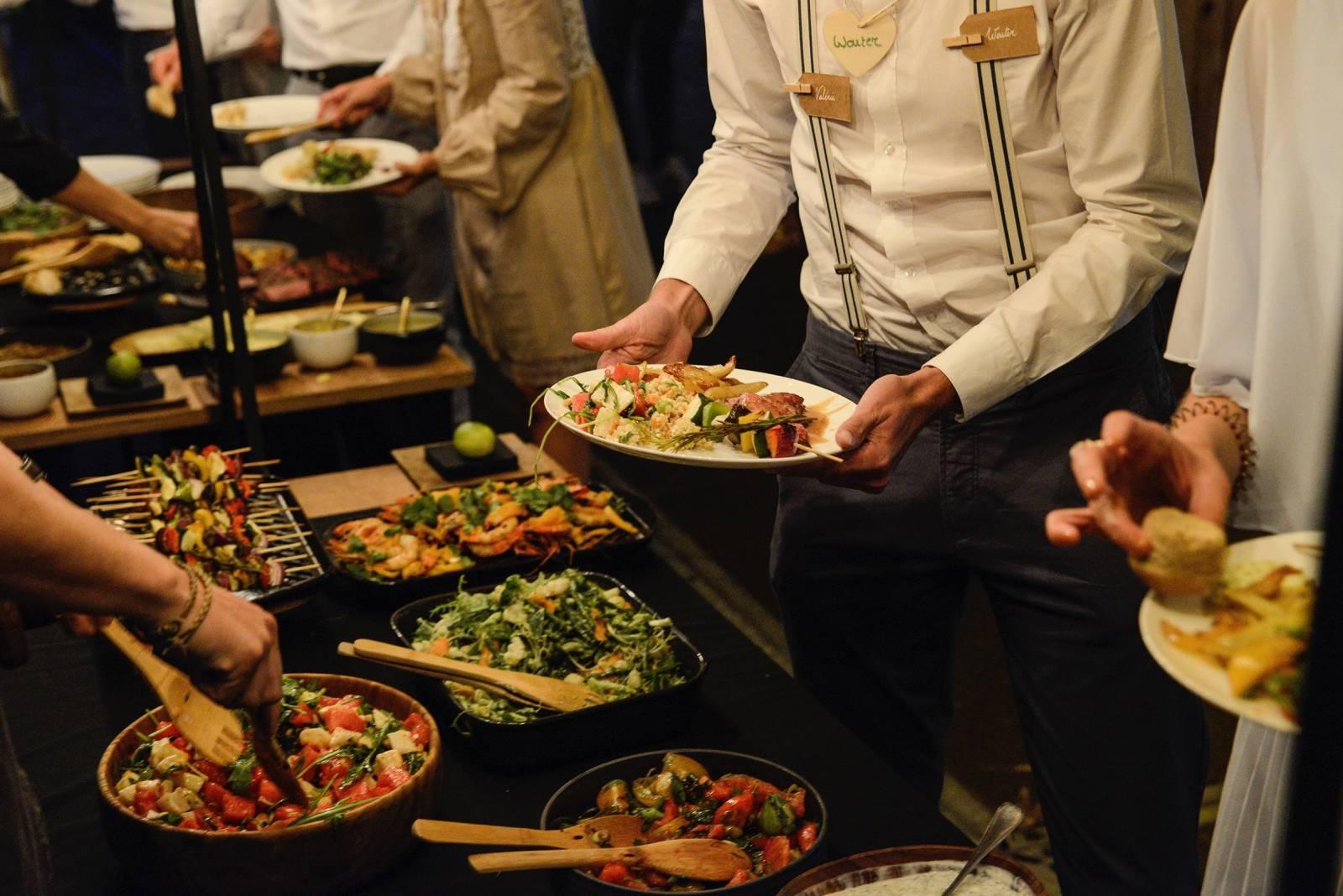 Foodsie - Catering - Cateraar - Traiteur - House of Weddings - 7