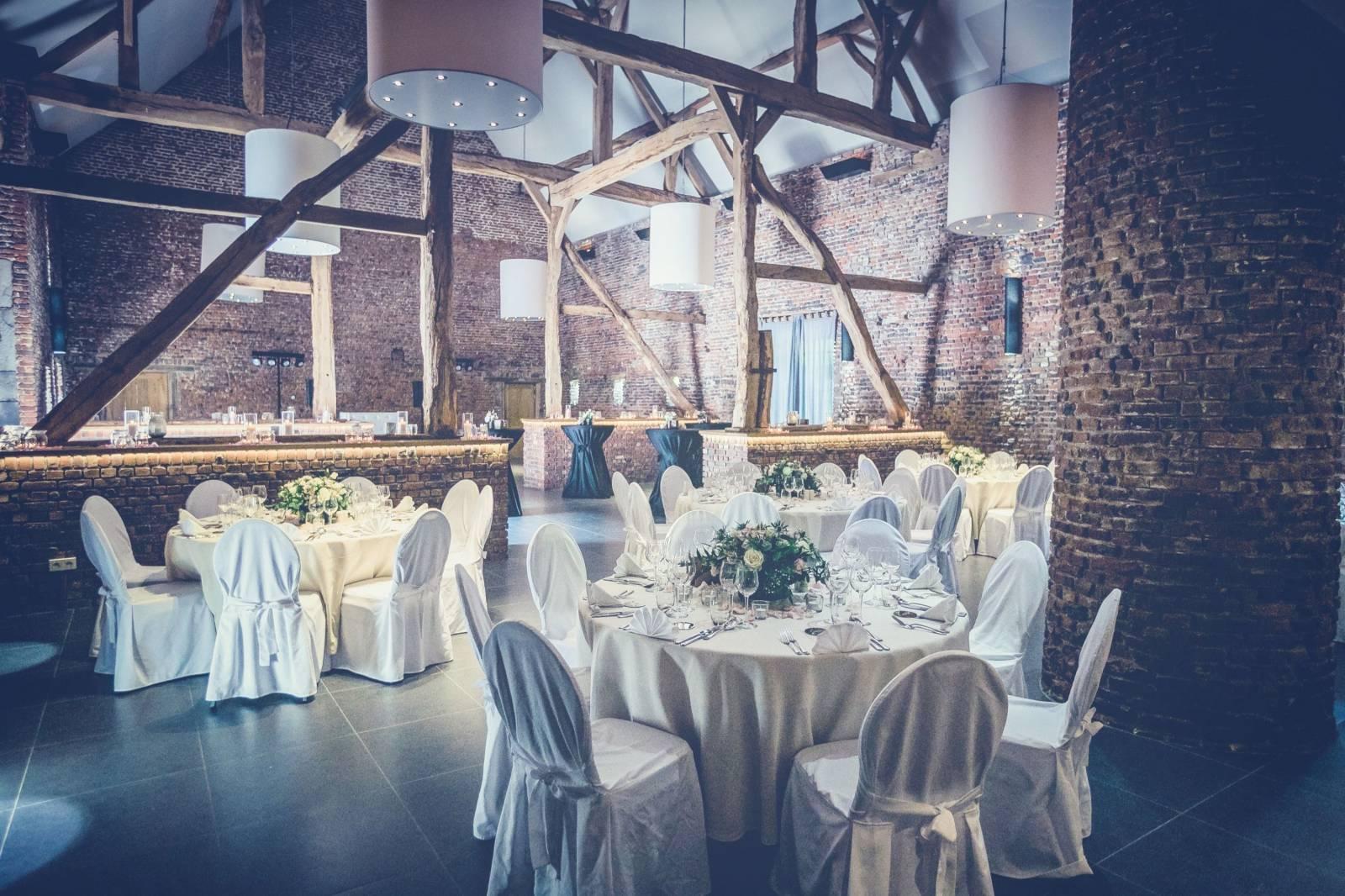 Goed Van Gothem - Feestzaal - House of Weddings - 12