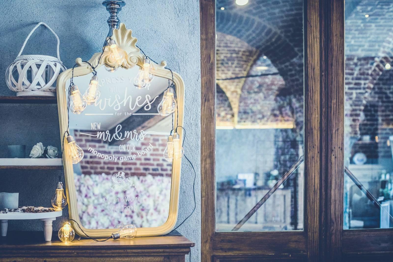 Goed Van Gothem - Feestzaal - House of Weddings - 13