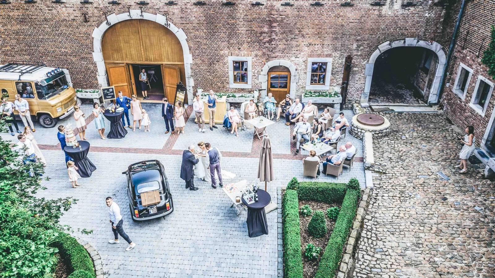 Goed Van Gothem - Feestzaal - House of Weddings - 22