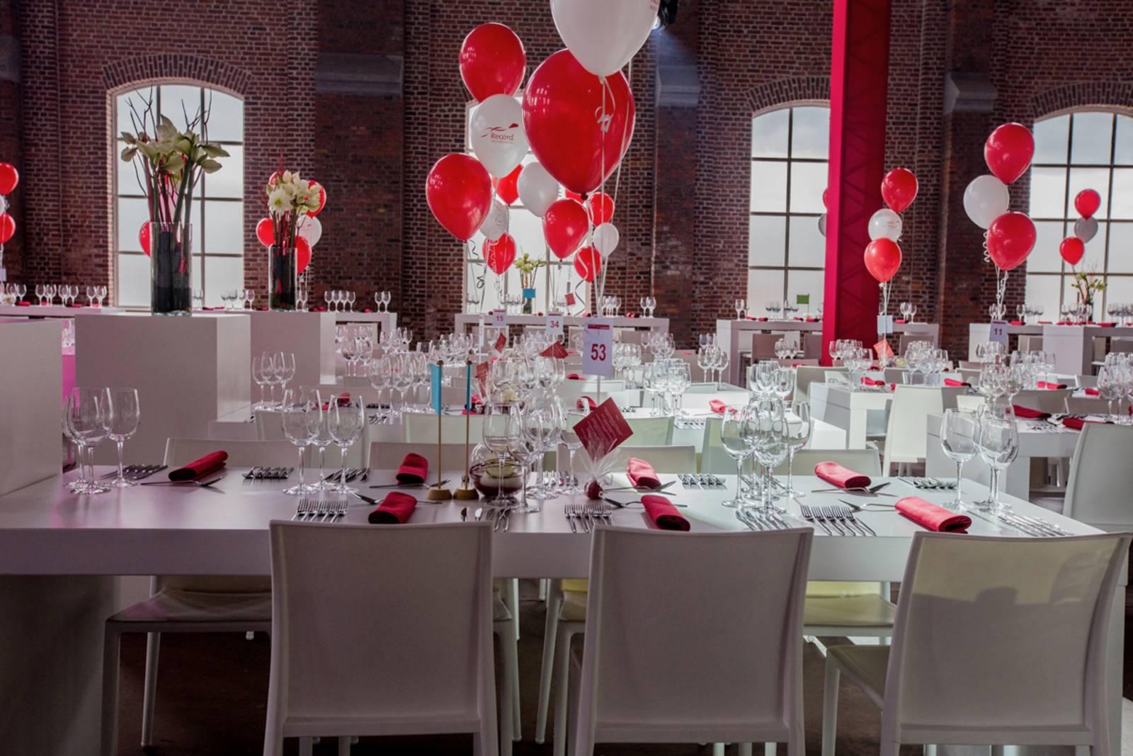 Hangar 43 - Feestzaal Oost-Vlaanderen - Industrieel - House of Weddings - 10