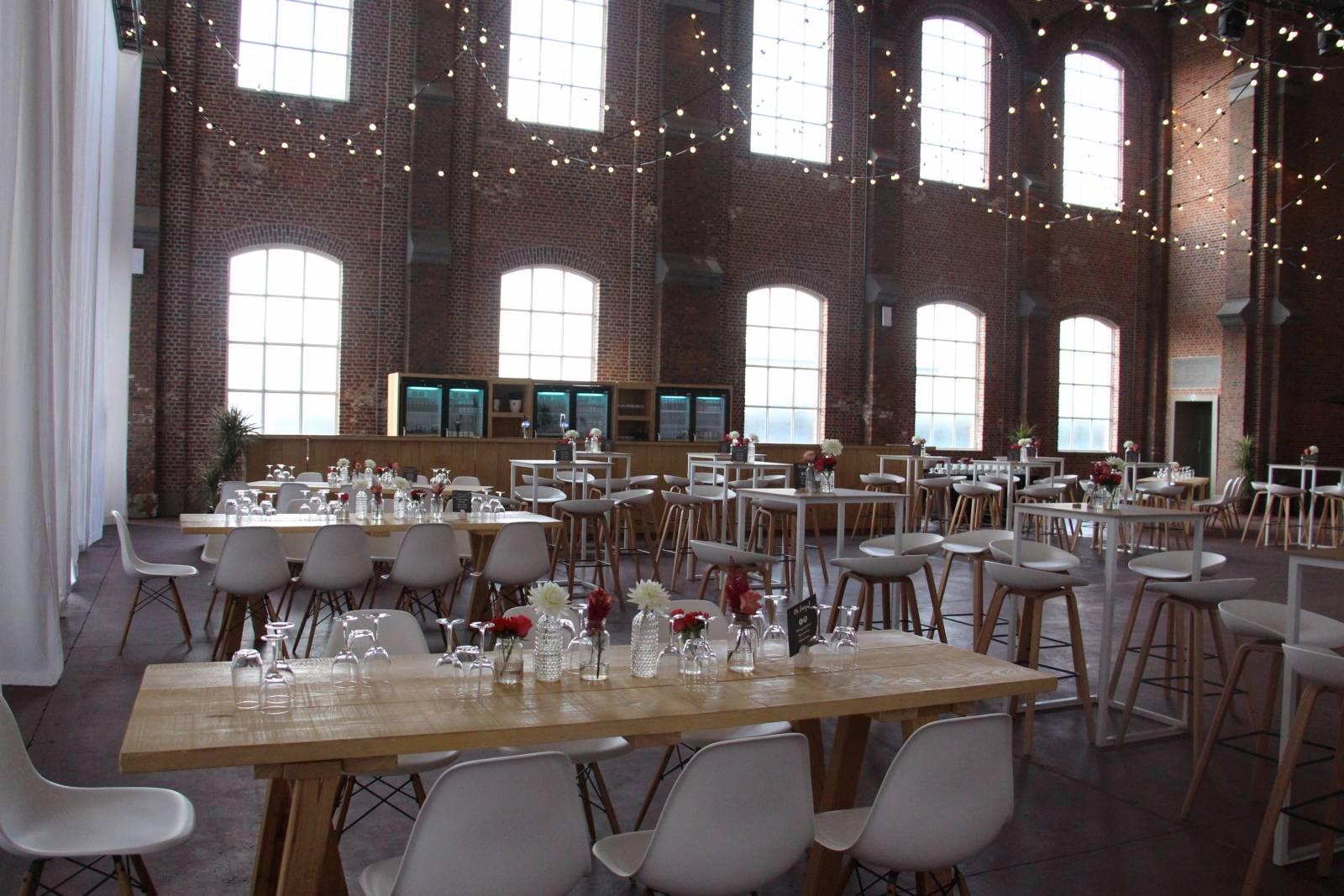Hangar 43 - Feestzaal Oost-Vlaanderen - Industrieel - House of Weddings - 32