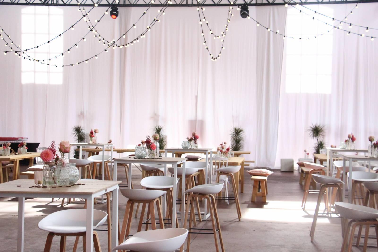 Hangar 43 - Feestzaal Oost-Vlaanderen - Industrieel - House of Weddings - 38