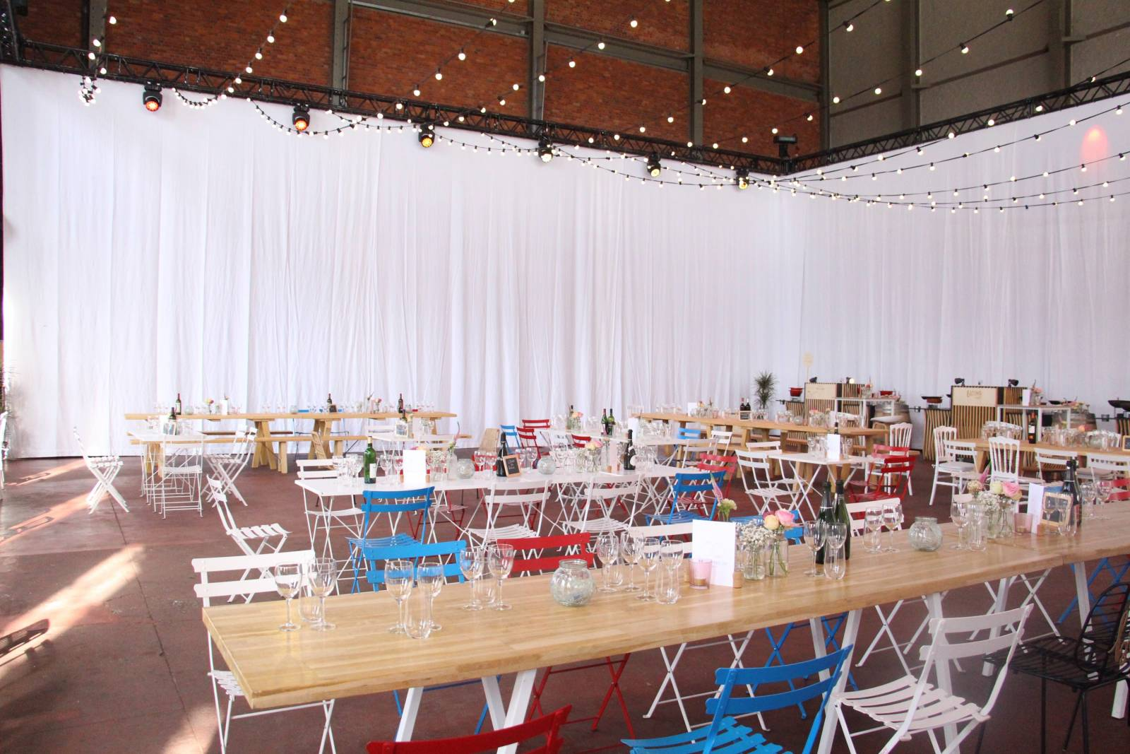 Hangar 43 - Feestzaal Oost-Vlaanderen - Industrieel - House of Weddings - 40