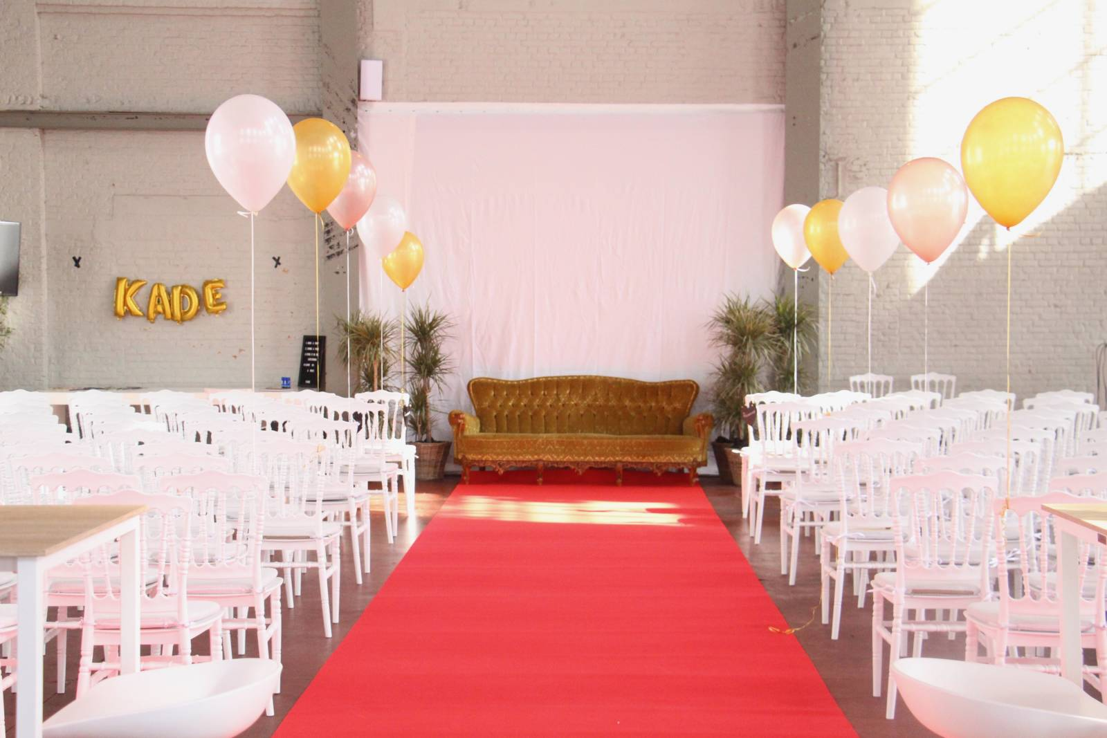 Hangar 43 - Feestzaal Oost-Vlaanderen - Industrieel - House of Weddings - 41