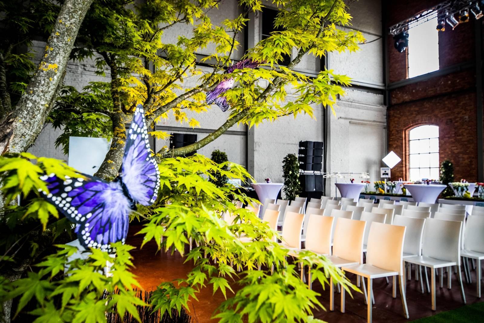 Hangar 43 - Feestzaal Oost-Vlaanderen - Industrieel - House of Weddings - 5