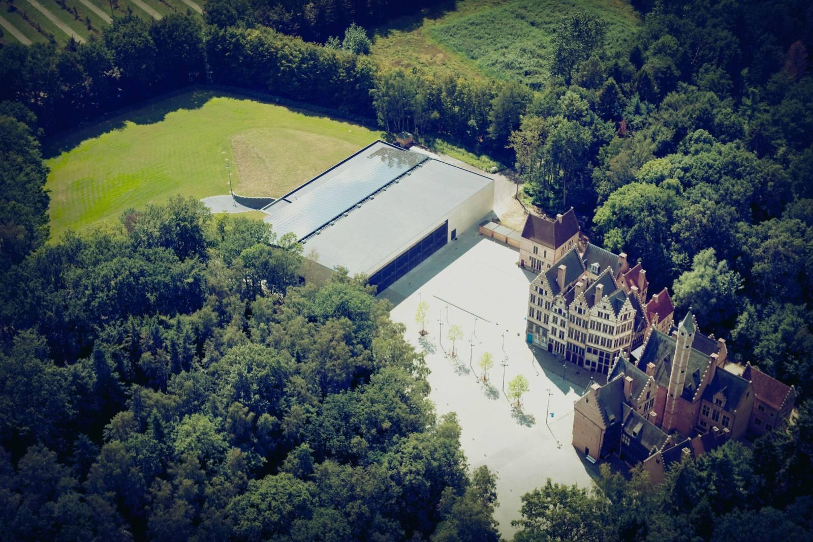Hangar 58 - Feestzaal - House of Weddings - 10
