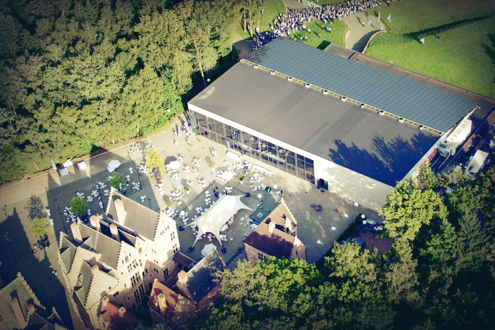 Hangar 58 - Feestzaal - House of Weddings - 11