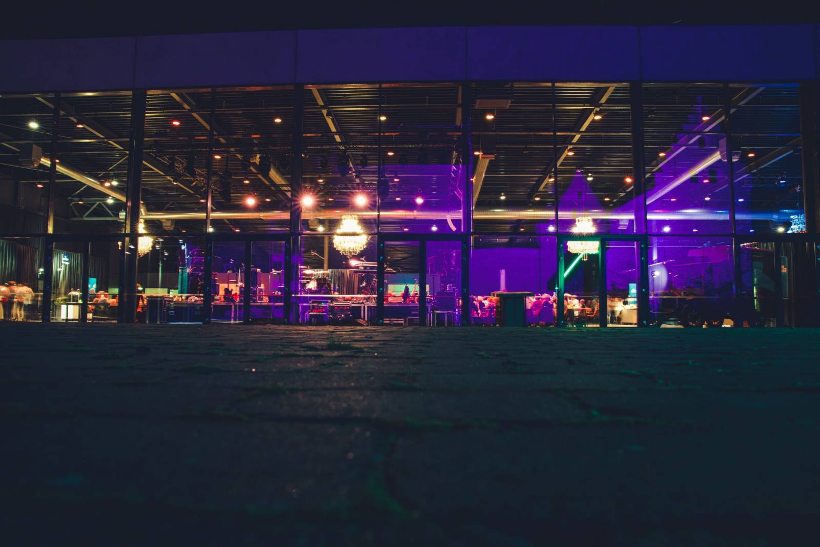 Hangar 58 - Feestzaal - House of Weddings - 21