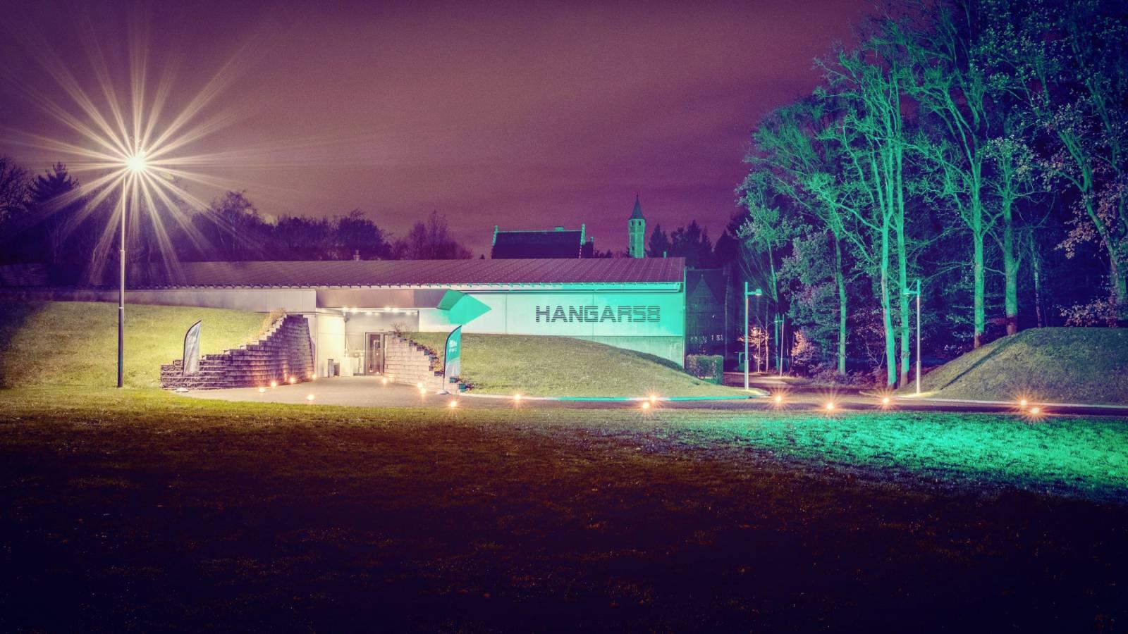 Hangar 58 - Feestzaal - House of Weddings - 25