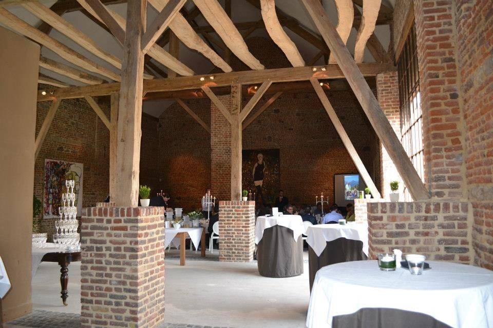 Hof ten Steen - venue - House of Weddings - 1