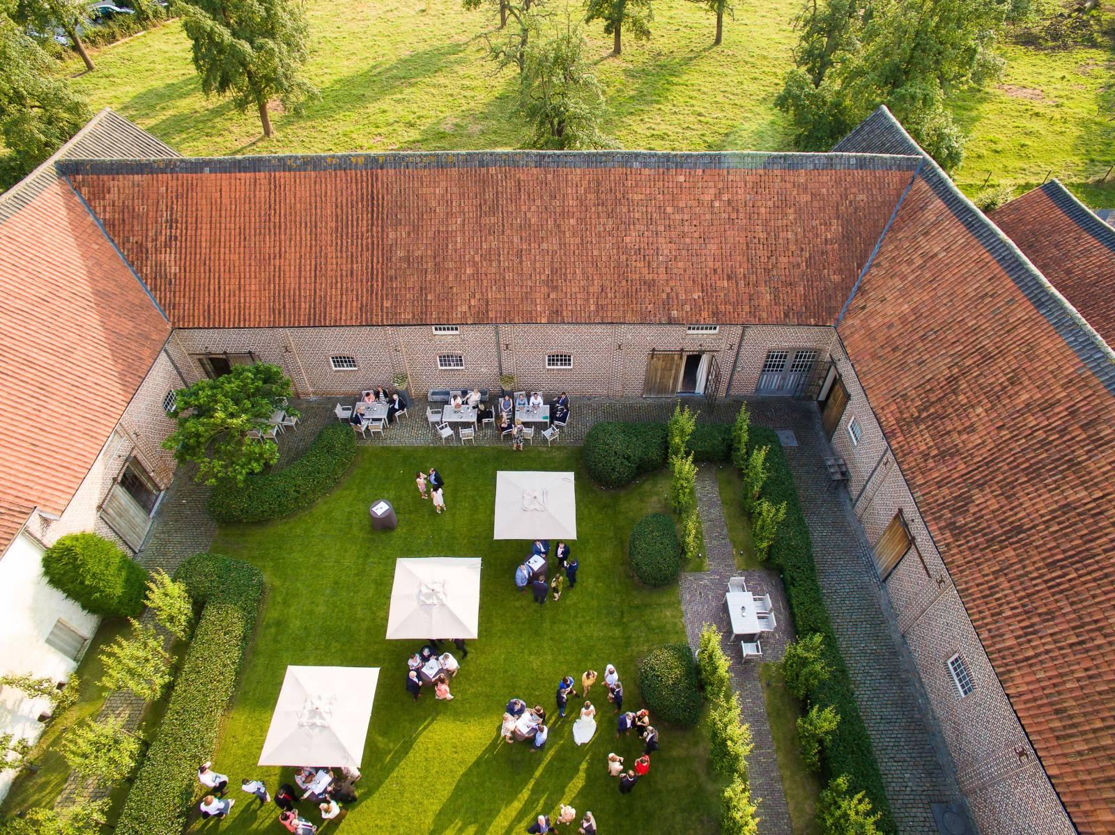 Hof ten Steen - venue - House of Weddings - 15
