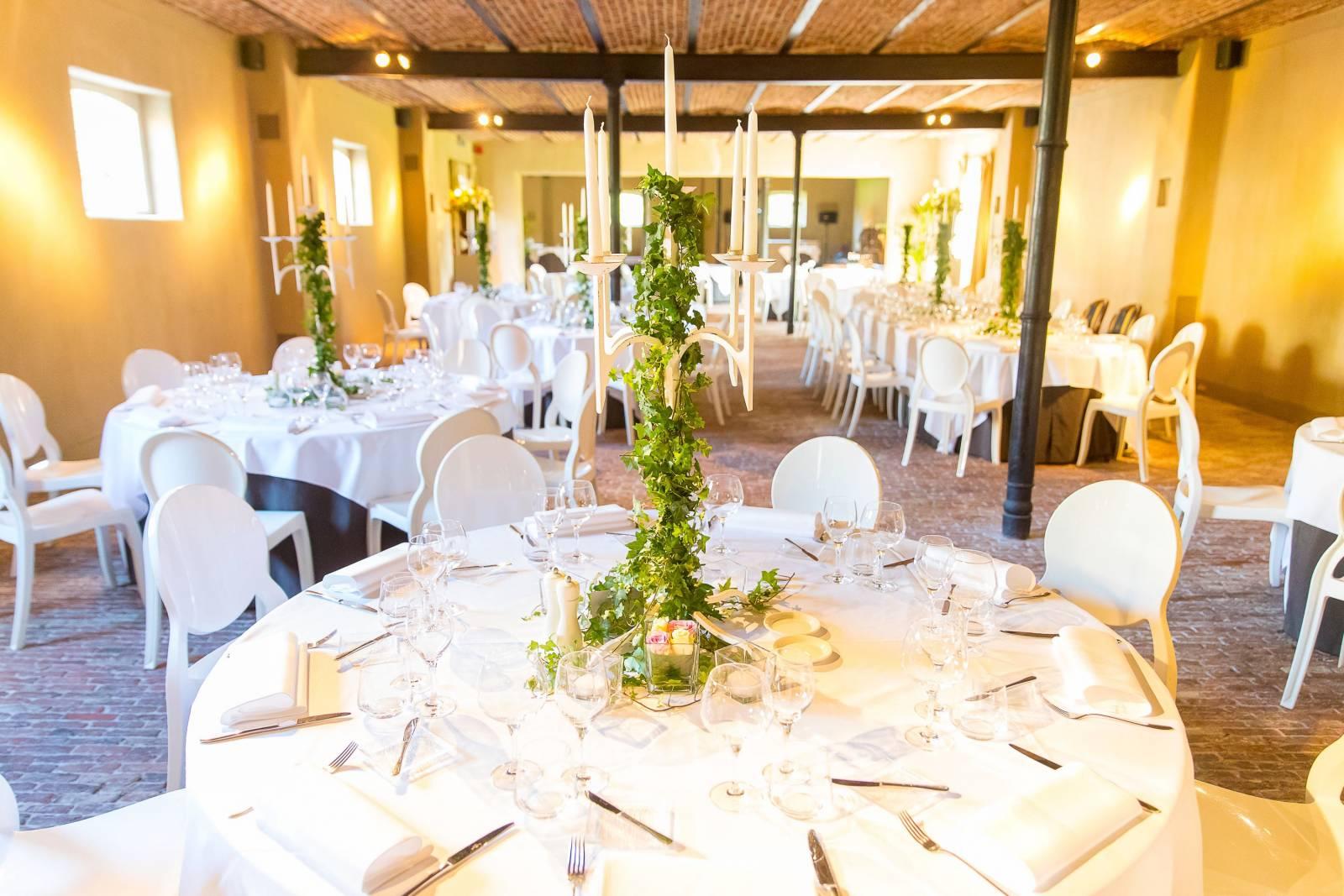 Hof ten Steen - venue - House of Weddings - 23