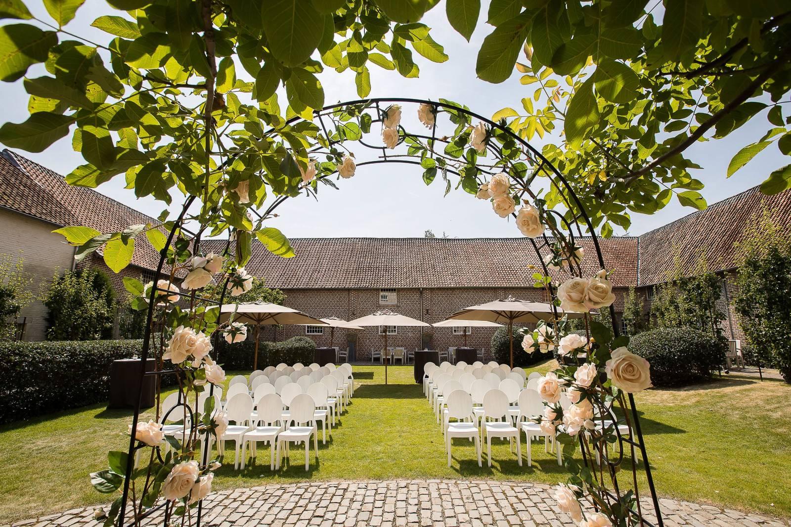Hof ten Steen - venue - House of Weddings - 4