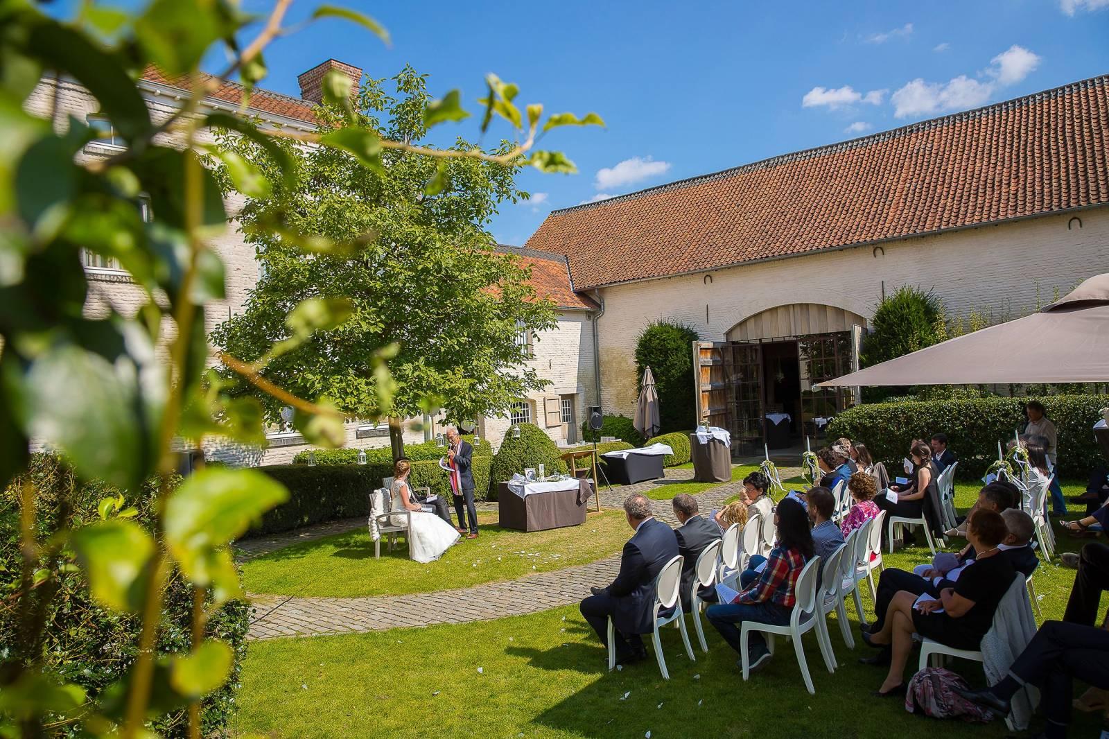 Hof ten Steen - venue - House of Weddings - 5