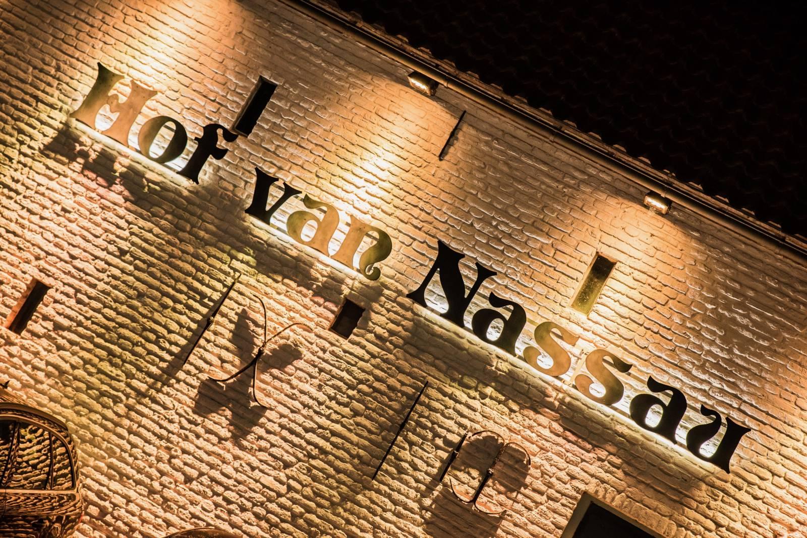 Hof van Nassau - Feestzaal te Oost-Vlaanderen – House of Weddings - 1