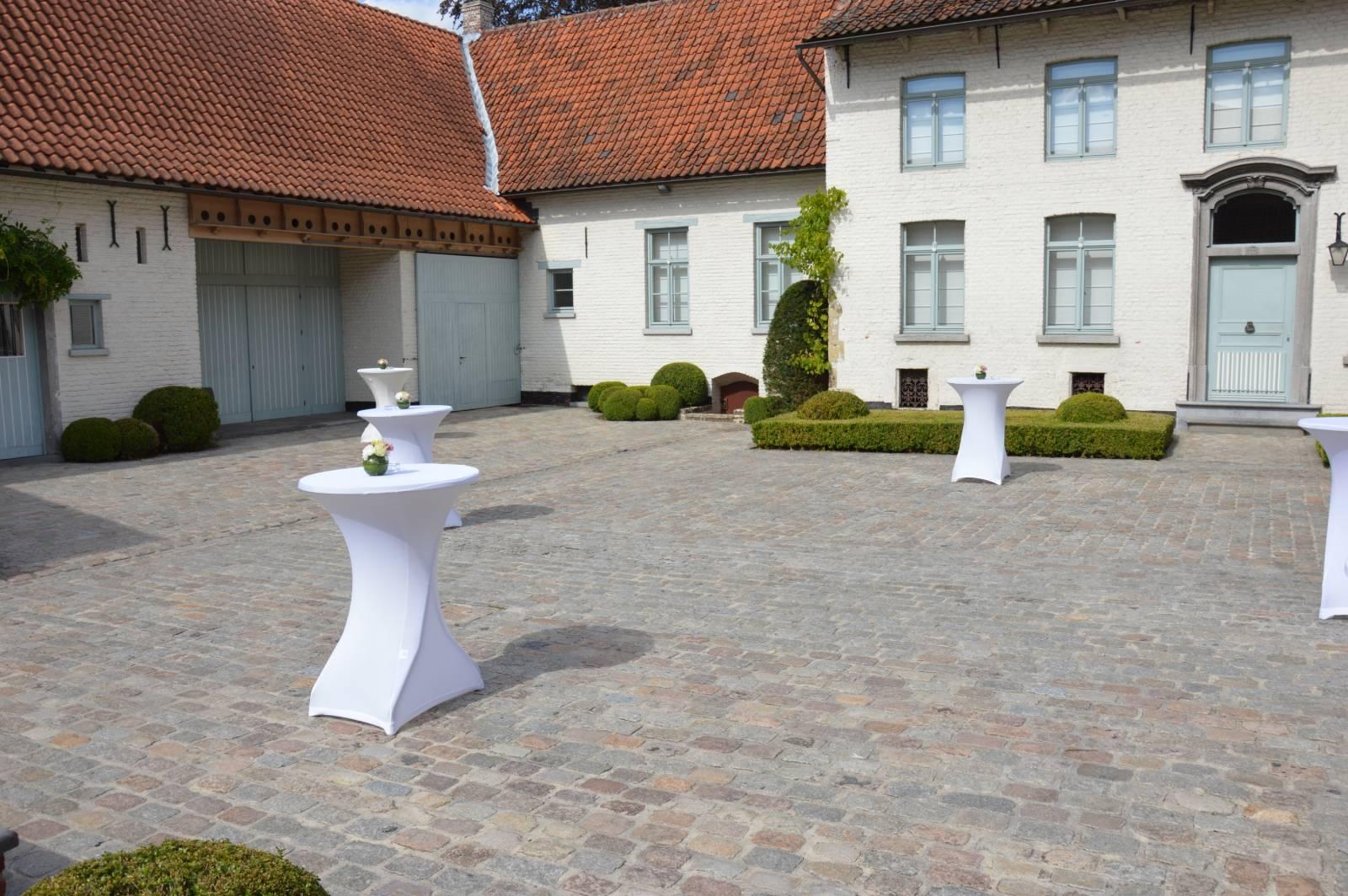 Hof van Nassau - Feestzaal te Oost-Vlaanderen – House of Weddings - 3