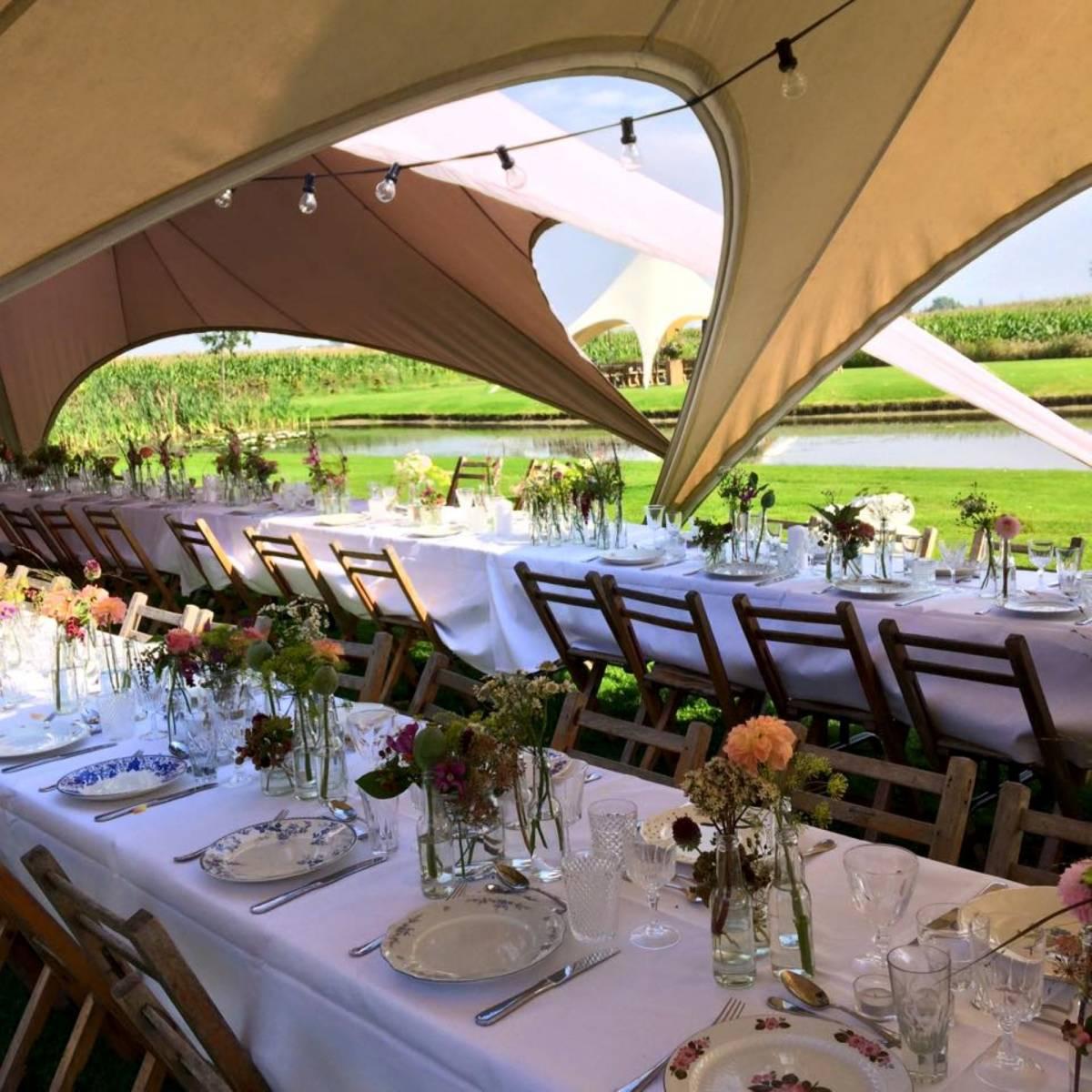 House of Weddings Domein t Eikennest Feestzaal Catering ceremonie West Vlaanderen slaapkamers (5)