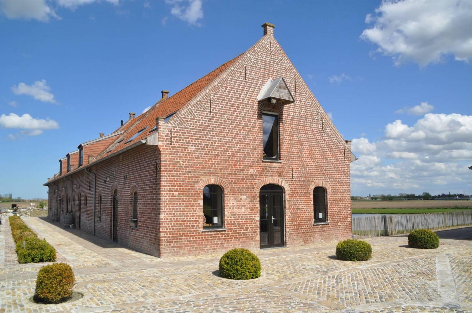 House of Weddings Domein t Eikennest Feestzaal Catering ceremonie West Vlaanderen slaapkamers (6)