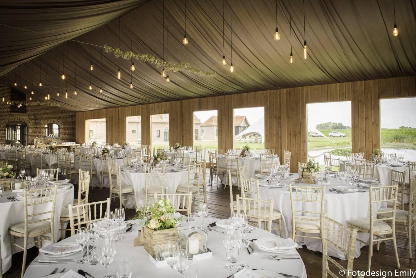 House of Weddings Domein t Eikennest Feestzaal West-Vlaanderen Diksmuide Beerst 5