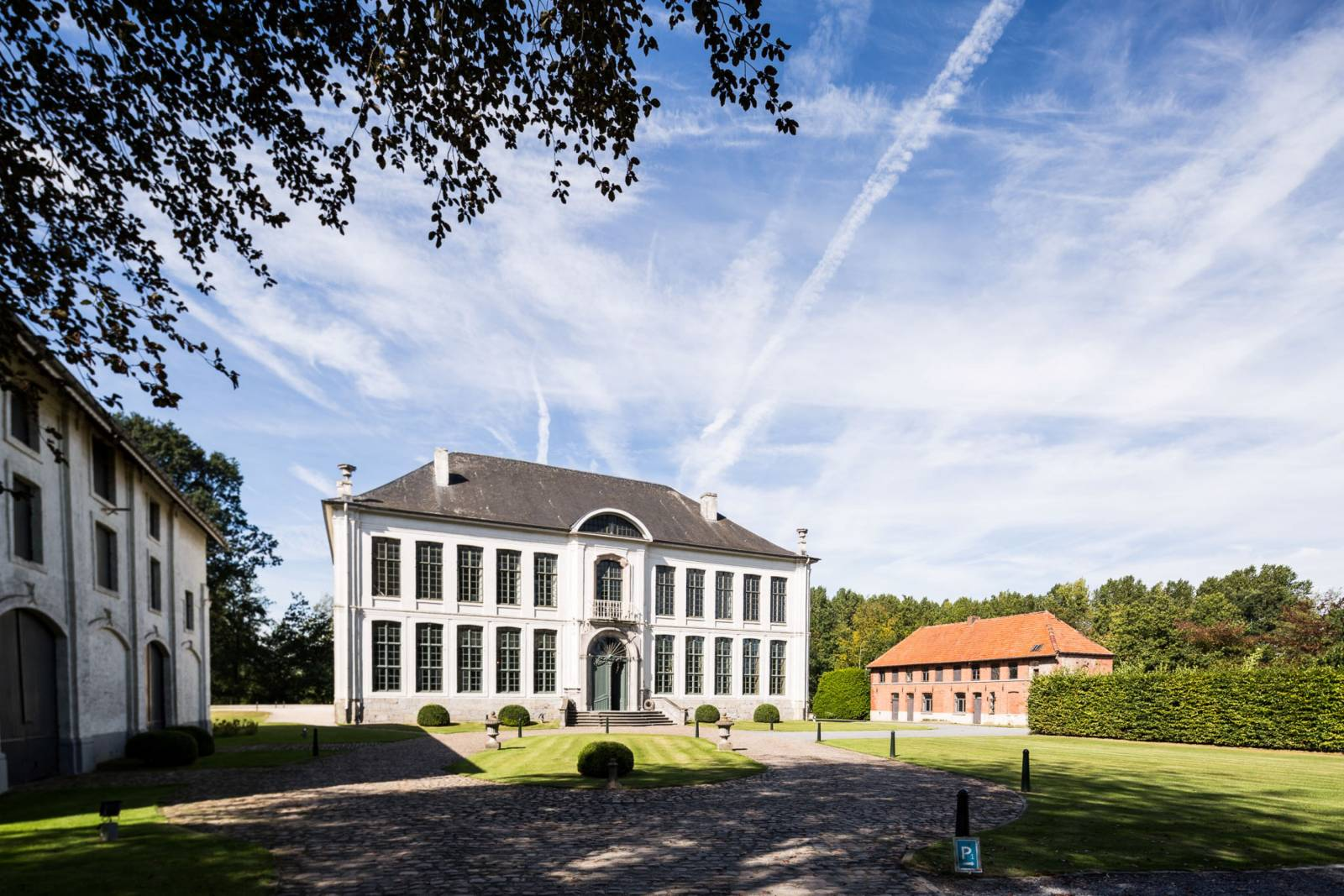 House of Weddings Kasteel Te Lake Feestzaal Oost-Vlaanderen Catering Ceremonie Zulte Gent (25)