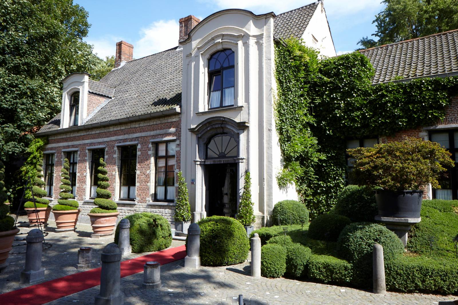 House of Weddings Salons Hof ten Damme Feestzaal Huwelijk Wedding Receptie Dansfeest culinair Gastronomisch Ceremonie (2) (Custom)