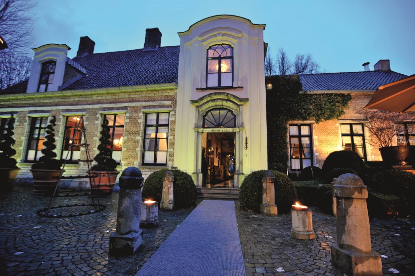 House of Weddings Salons Hof ten Damme Feestzaal Huwelijk Wedding Receptie Dansfeest culinair Gastronomisch Ceremonie (21) (Custom)