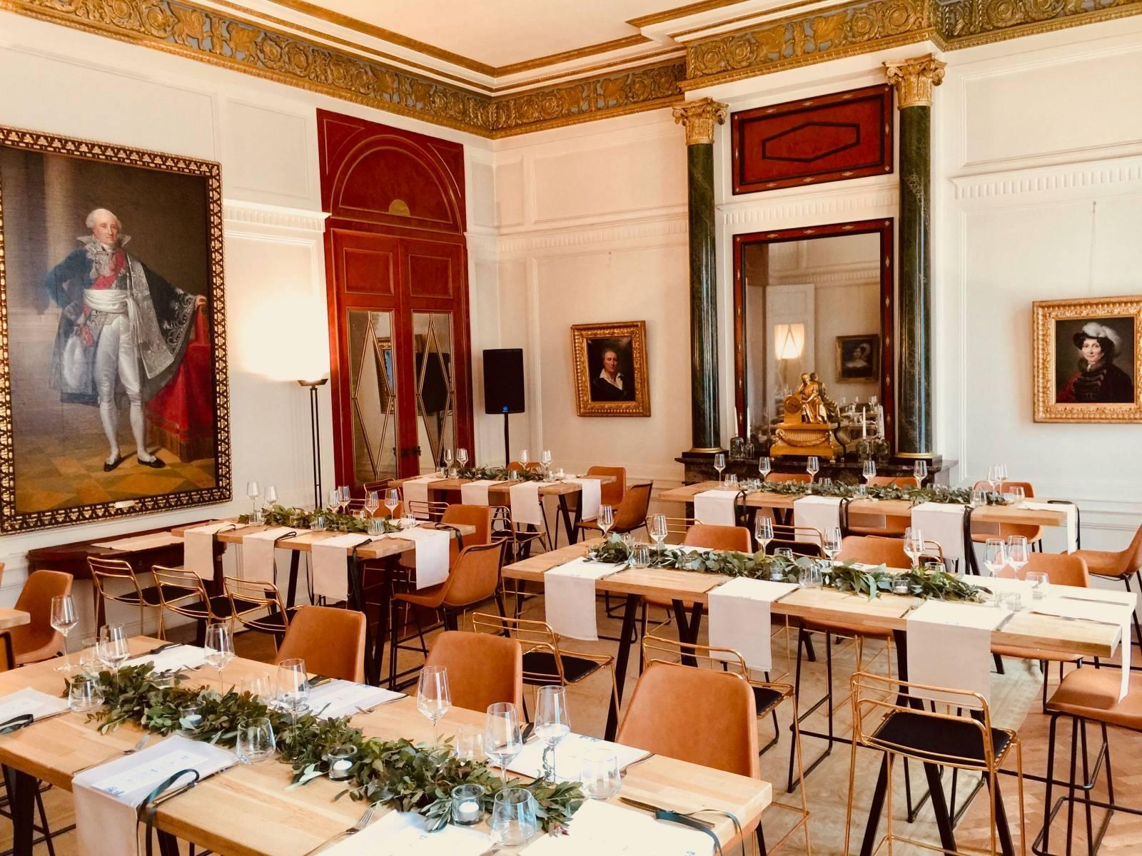 Huis Empire - Feestzaal - Brugge - House of Weddings - 13