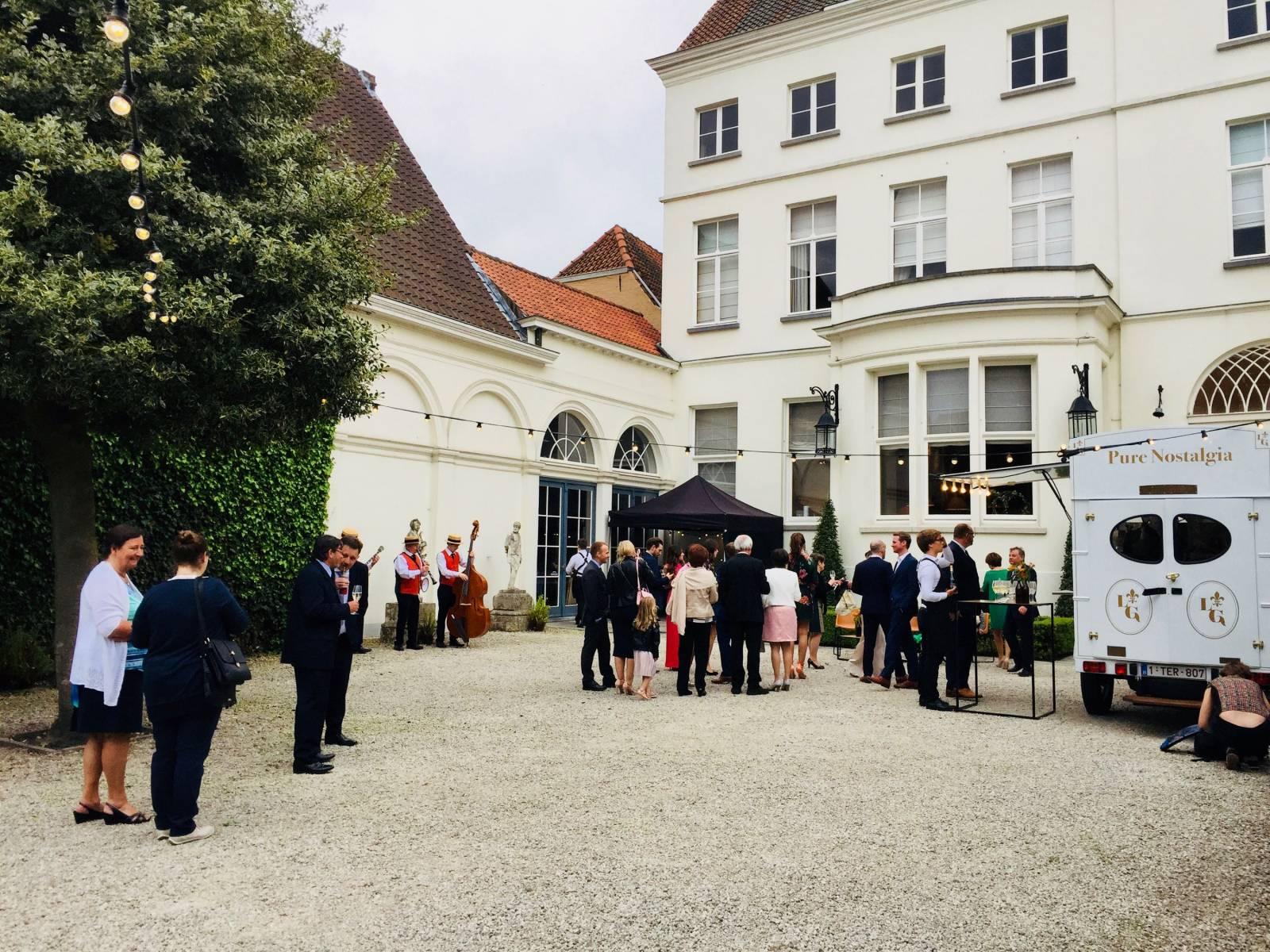 Huis Empire - Feestzaal - Brugge - House of Weddings - 18