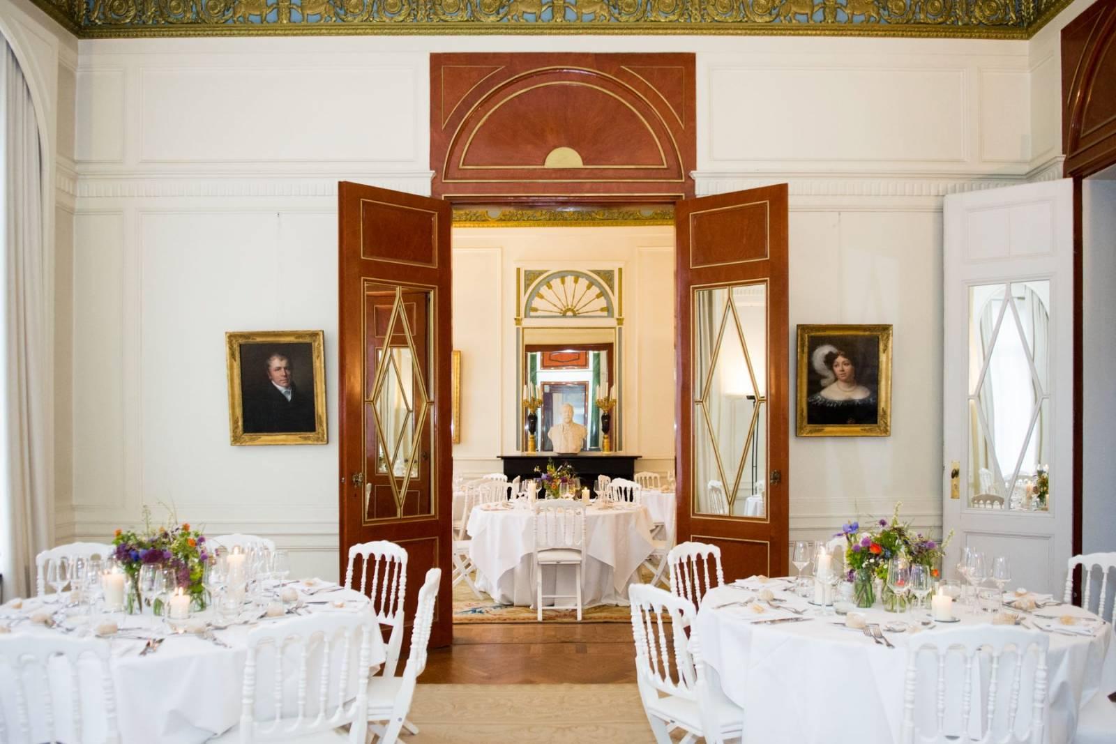 Huis Empire - Feestzaal - Brugge - House of Weddings - 2